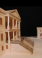 Drayton Hall: picture of model