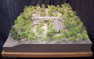 ASG Library site model